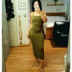 "Selling this 🆕""Olive You"" Dress NWOT in my Poshmark closet! My username is: theora. #shopmycloset #poshmark #fashion #shopping #style #forsale #Dresses & Skirts"