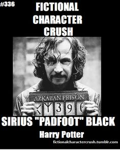 #336 - Sirius Black from Harry Potter 11/04/2013