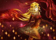 Queen Of The Galaxy by Pillara