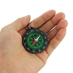 Practical Mini Round Compass with Keychain for Outdoor - http://ucables.com/product/practical-mini-round-compass-with-keychain-for-outdoor/
