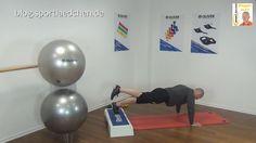 Functional Training Übungen Liegestuetz Erhöht 3