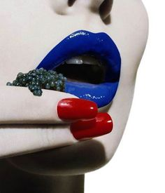Lip Art Photography