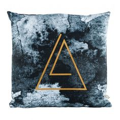 """Coussin HOUSE DOCTOR """"TRIANGLE"""""""