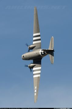 C-47 fantastic bank, Now that takes some speed to be able to do that and stay in the air for that bird!!