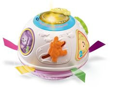 Halle - VTech Crawl & Learn Bright Lights Ball - Pink