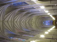 Duke University Cathedral.