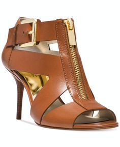 625a6ce30d41 Buy brown michael kors heels   OFF40% Discounted
