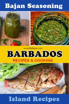 Seasoning is the process of adding salts, herbs, or spices to food to enhance the flavour. Souse Recipe, Barbados, Bajan Recipe, Healthy Dishes, Healthy Recipes, Jamacian Food, Caribbean Recipes, Caribbean Food, Island Food
