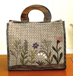 Study Book for Taupe Color Japanese Patchwork, Japanese Bag, Japanese Quilts, Patchwork Bags, Quilted Bag, Yoko Saito, Handmade Handbags, Fabric Bags, Tote Backpack