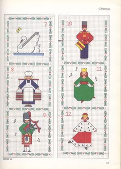 Gallery.ru / Фото #24 - Jo Verso - Cross Stitch Cards & Keepsakes - tymannost