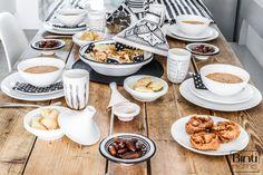 Binti Home Blog: Having Iftar at a Moroccan Ramadantable