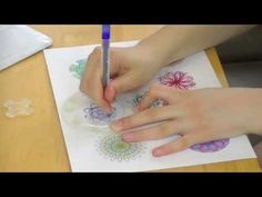 Ultimate Art Studio the amazing spirograph cyclex drawing tool makes it simple for