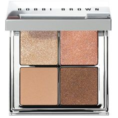 Bobbi Brown Nude Eyeshadow Palette for Spring 2014 ❤ liked on Polyvore featuring beauty products, makeup, eye makeup, eyeshadow, beauty, eyes, 35. eye makeup. and bobbi brown cosmetics
