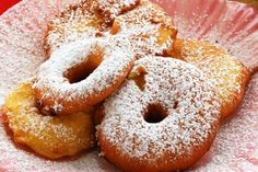 You searched for Beignets aux pommes - Que Cuisine Beignets, Ramadan Desserts, My Favorite Food, Favorite Recipes, Desserts Sains, Apple Fritters, Gluten Free Cakes, Fett, Food Photo