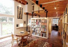 Interesting Library Designs for Modern Home | Home Interior Design, Kitchen and Bathroom Designs, Architecture and Decorating Ideas
