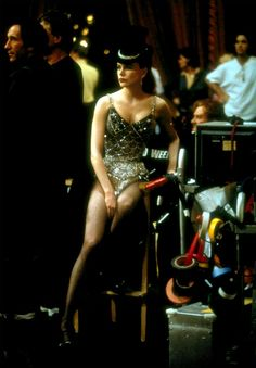 Moulin Rouge - I had this outfit as a Halloween costume a long time ago.