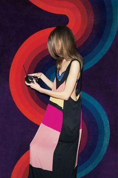 Karlie Kloss by Walter Pfeiffer