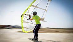 Kitewing una vela para todos los deportes http://buenespacio.es/kitewing-una-vela-para-todos-los-deportes.html #kitewing #kite #vela #deportes #nieve #skate #surf