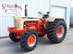 click here to enlarge Case Ih Tractors, Big Tractors, Farmall Tractors, Ford Tractors, Antique Tractors, Vintage Tractors, Vintage Farm, Successful Farming, Tractor Photos