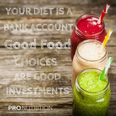 Always pick the best quality of food you can... Eat Real Food