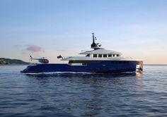 Hot Lab: yacht & design - RMK 5000