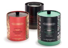 Chicago Paper Tube & Can Co: Luxury Candle Packaging