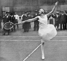 desporto | Lenglen, Suzanne | ténis