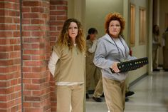 Piper finally takes her furlough into the real world and is quickly shaken up by reality outside the prison…