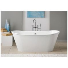 Cheviot Cast Iron Pedestal Tub - traditional - bathtubs - by . Dyi, Bathtubs For Sale, Contemporary Bathtubs, Traditional Bathtubs, Pedestal Tub, Cast Iron Bathtub, Bathtub Shower, Bath Tub, Clawfoot Tubs