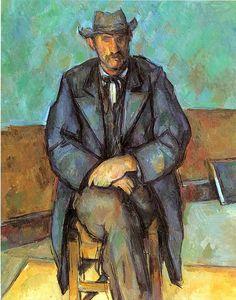 Paul Cezanne Paul Gauguin, Paul Signac, Paul Cézanne, Georges Seurat, Artist Painting, Figure Painting, Line Drawing Artists, Cezanne Portraits, Charles Angrand