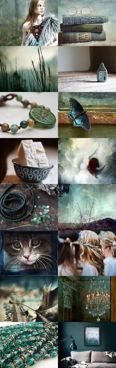 leap of faith by Gayle on Etsy--Pinned with http://TreasuryPin.com mood board, color palette