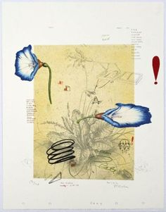 Tamarind Institute of Lithography | Will Mentor: Untitled