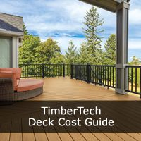 Our TimberTech Deck Cost guide provides a thorough guide to the Prices & Costs for TimberTech decking ranges and designs.