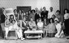 elenco de Radio Rochela,años 80s