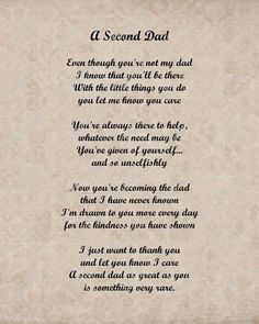 These are the words I should have shared at my dad's funeral