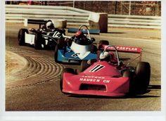 Bilder einer Rennfahrer-Karriere: Aufnahmen aus Müllers Privatarchiv. Racing, Vehicles, Car, Career, Photo Illustration, Running, Automobile, Auto Racing, Rolling Stock