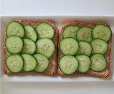 Recette spéciale pique-nique: Le sandwich thon-concombre-chèvre.