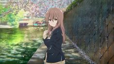 Image result for a silent voice gif  sign language