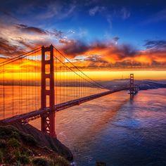 夕陽好美!!!