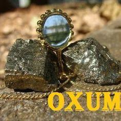 Frases de Oxum   Centro Pai João de Angola Druzy Ring, Rings, Jewelry, Voodoo, Mandala, Light Art, Good Night Moon, Centre, Jewlery