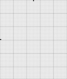 14 Count Blank Graph Paper To Print Out Cross Stitch