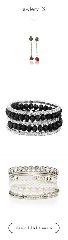 """""""jewlery (3)"""" by harlie-timmons ❤ liked on Polyvore featuring jewelry, earrings, accessories, alice in wonderland, alice, earrings jewelry, swarovski jewelry, swarovski jewellery, swarovski earrings and bracelets"""