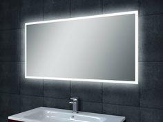 Wiesbaden Quatro Led spiegel 80x60cm<br /> <br /> Stijlvolle Wiesbaden Quatro Led condensvrije spiegel. Deze spiegel heeft 5mm veiligheidsglas met folie bekleed en ook een fraai aluminium frame. Inclusief lichtschakelaar.