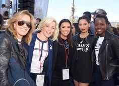 Felicity Huffman, Elizabeth Banks, Eva Longoria, Olivia Munn & Lupita Nyong'o: The Big Picture: Today's Hot Photos
