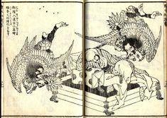 Hokusai nightmare