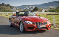 2014 BMW Z4 Gets a Subtle Face-Lift - Huge Gallery Inside - WOT on Motor Trend