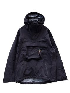 Is-Ness Anorak Mountain Parka (BL/GR)
