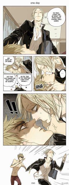 [Old Xian] 19 Days [Eng] - My Reading Manga