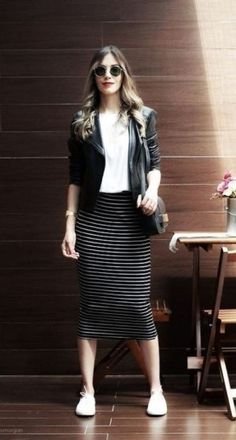 24 Clever Business Work Casual Outfits Ideas for Ladies Summer Work Outfits, Casual Work Outfits, Modest Outfits, Spring Outfits, Work Casual, Outfit Work, Casual Office, Black Outfits, Office Attire