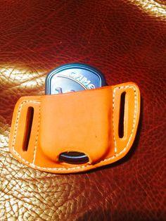 Camel Snus Holster made by Parker Built Saddles...Find us on FB.